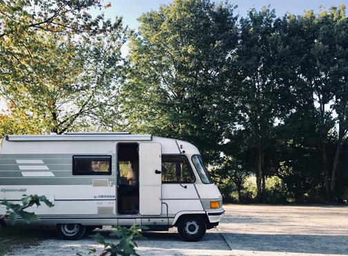 Coronaproof en goed verzekerd op reis per camper